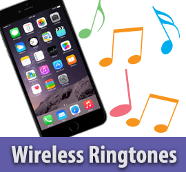 Wireless Ringtones iPhone