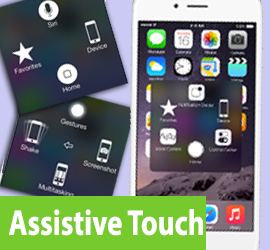 assistive touch tutorial